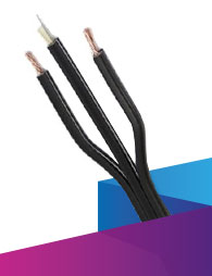 Powered Fiber Cable